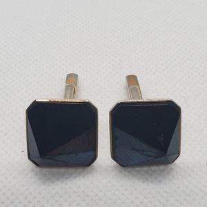 Other - Black Cuff Links